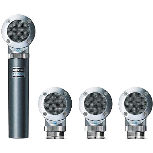 Shure Beta 181 Microphone Kit