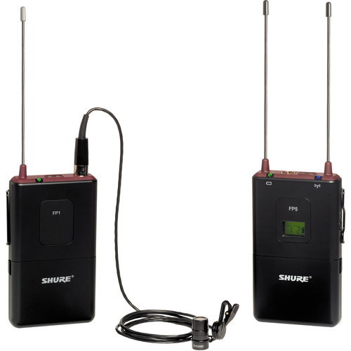 Shure FP Wireless Bodypack System Kit (J3 / 572 - 596 MHz)