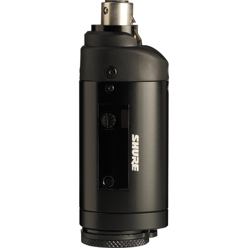 Shure FP3 Wireless Transmitter with Wireless Receiver (J3: 572 - 596 MHz)