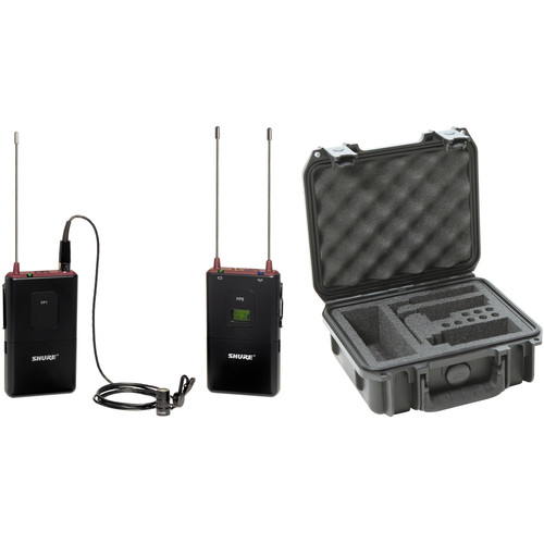 Shure FP Wireless Bodypack System with Case (G5: 484 to 518 MHz)
