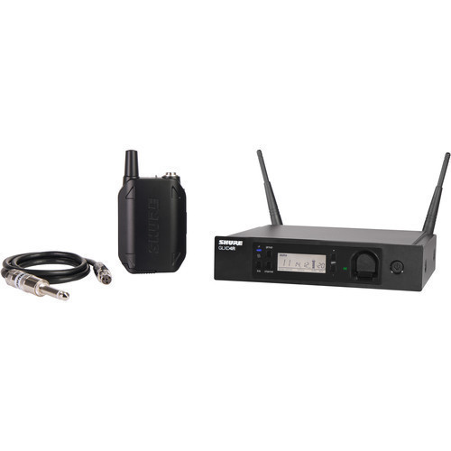Shure GLXD14R Guitar Wireless System (Z2 Band: 2400 - 2483.5 MHz)