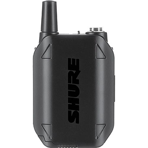 Shure GLXD1 Bodypack Transmitter (Z2 Band: 2400 - 2483.5 MHz)