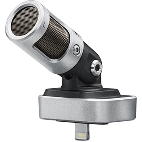 Shure MOTIV MV88 Digital Stereo Condenser Microphone for iOS