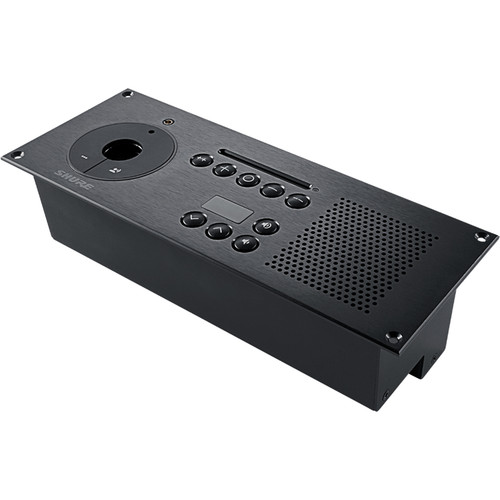 Shure MXC630-F Flush-Mount Conference Unit