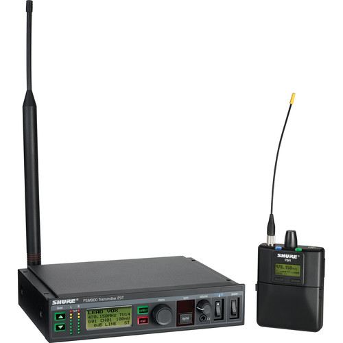 Shure PSM 900 Single Personal Wireless Monitoring Kit (G6: 470-506MHz)