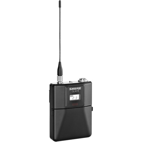 Shure QLXD1 Wireless Bodypack Transmitter (902 - 928 MHz)