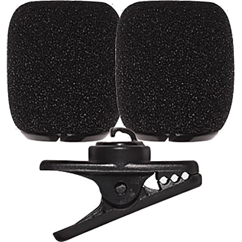 Shure RK378 - Replacement Accessory Kit for SM35 Headset Microphone