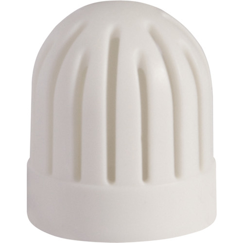 Shure Flat Cap for TL/TH TwinPlex Microphones (10-Pack, White)