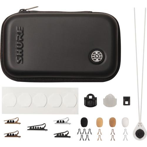 Shure Full Accessory Kit for TwinPlex TL Lavalier Microphones