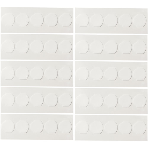 Shure Double-Sided Adhesive for TwinPlex Sticky Mounts (50-Pack)