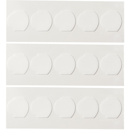 Shure Double-Sided Adhesive for TwinPlex Sticky Mounts (15-Pack)