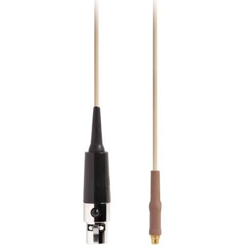 Shure TA4F 2mm Replacement Cable for the WCE6 Microphone (Light Tan)
