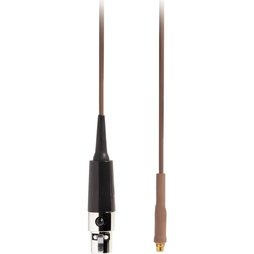 Shure TA4F 2mm Replacement Cable for the WCE6 Microphone (Cocoa)