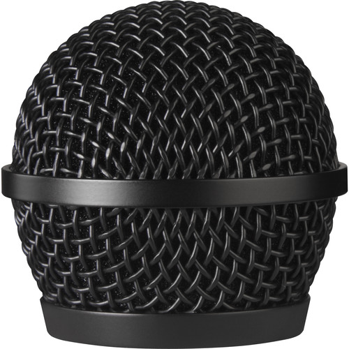 Shure RPMP58G Replacement Grille for the PGA58 Vocal Microphone (Black)