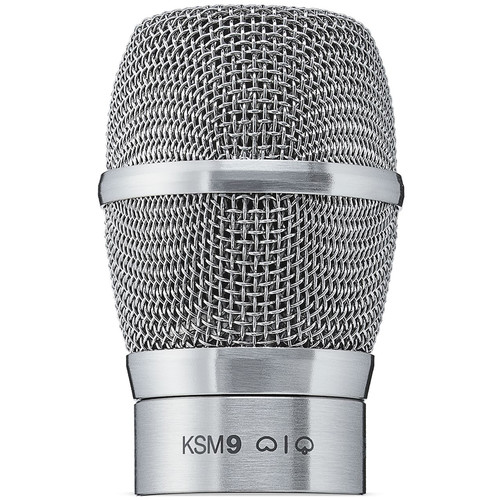 Shure Wireless Head for KSM9 Microphone (Nickel)