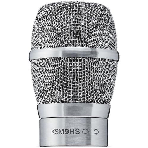 Shure Wireless Head for KSM9HS Microphone (Nickel)