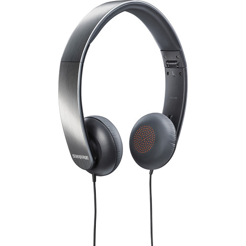 Shure SRH145 Portable Closed-Back Headphones