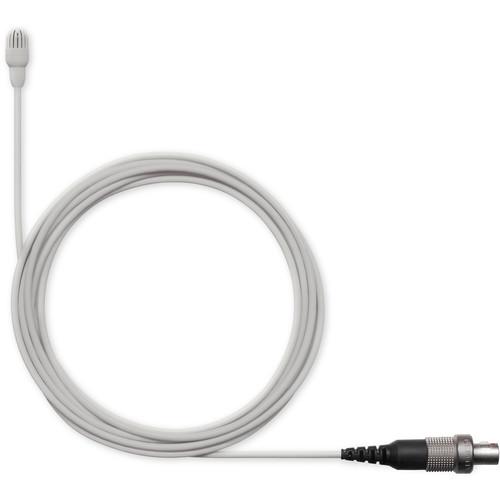 Shure TwinPlex TL46 Omnidirectional Lavalier Microphone (LEMO, White)