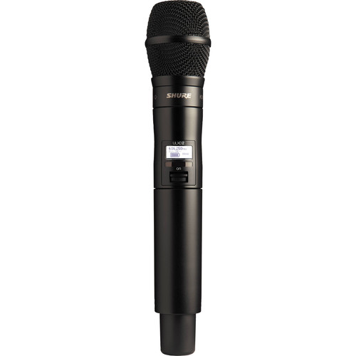 Shure ULXD2/KSM9 Digital Handheld Wireless Microphone Transmitter with KSM9 Capsule (J50A: 572 to 608 + 614 to 616 MHz)