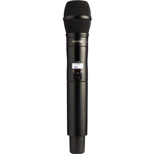 Shure ULXD2/KSM9 VHF Digital Handheld Wireless Microphone Transmitter with KSM9 Capsule (V50: 174 to 246 MHz)