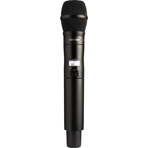 Shure ULXD2 Handheld Transmitter with KSM9HS Microphone (H50: 525 to 572)
