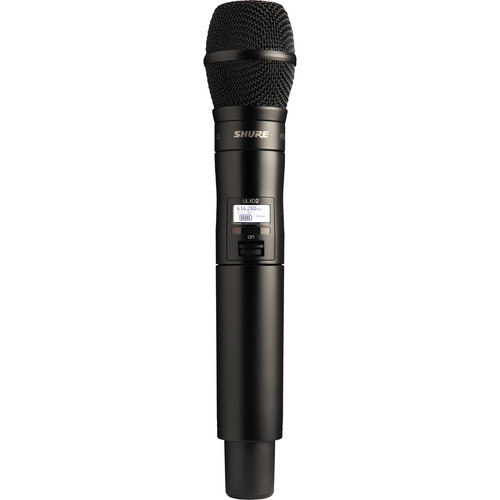 Shure ULXD2 Handheld Transmitter with KSM9HS Microphone (X52: 902 to 928 MHz)