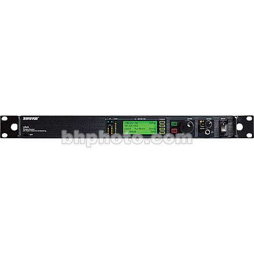 Shure UHF-R Single-Channel UHF Bodypack Wireless Kit (J5: 614 - 638 MHz)