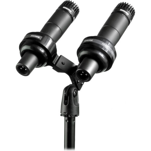 Shure Dual Microphone Holder for SM57