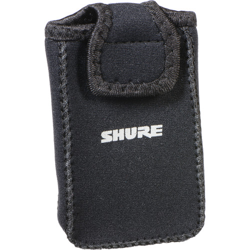 Shure WA582B Strap Pouch for Bodypack Transmitters (Black)