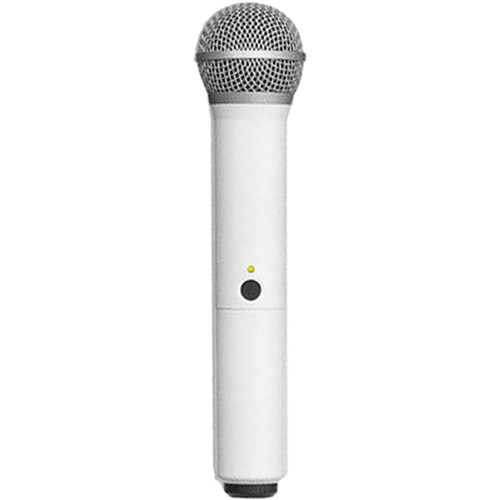 Shure WA712-WHT Color Handle for BLX PG58 Microphone (White)
