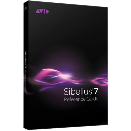 Sibelius Sibelius 7 Reference Book