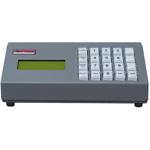 Sierra Video SCP-20 Programmable Desktop Control Panel for Routing Switchers