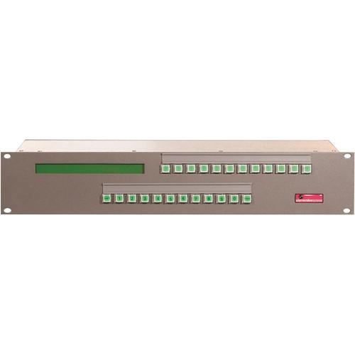 Sierra Video SCP-224 Advanced Programmable LCD Keypad Control Panel