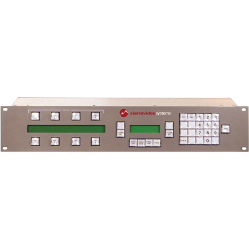 Sierra Video SCP-240 Multi-Level Control Panel