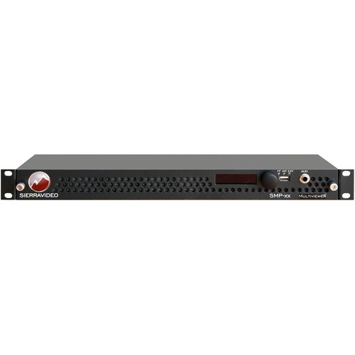 Sierra Video SMP-xx 12x2 HDMI MultiViewer (1RU)