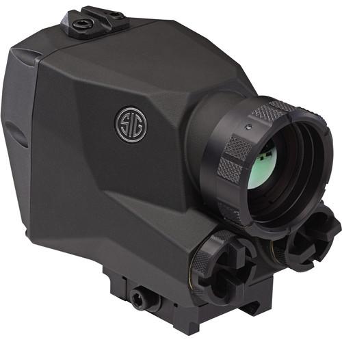 SIG SAUER ECHO1 1-2x Digital Thermal Imaging Reflex Sight (Multi-Reticle, Graphite)