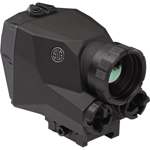 SIG SAUER ECHO1 1-2x Digital Thermal Imaging Reflex Sight Kit (Digital Multi-Reticle, Graphite)