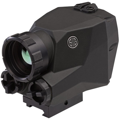 SIG SAUER ECHO1B 1-2x Digital Thermal Imaging Reflex Sight (Digital Multi-Reticle, Graphite)