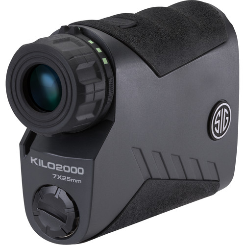 SIG SAUER 7x25 KILO2000 Laser Range Rangefinder
