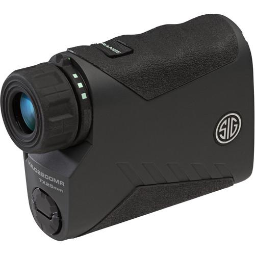 SIG SAUER 7x25 KILO2200MR Laser Range Rangefinder