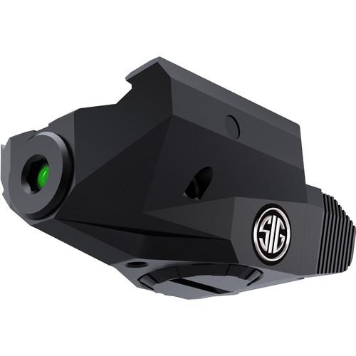 SIG SAUER LIMA1 Green Pistol Laser (Graphite)