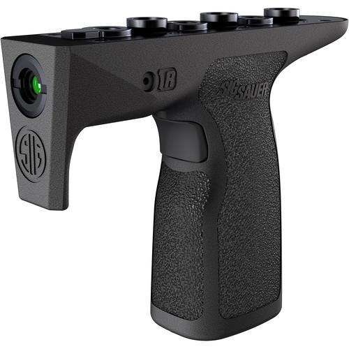 SIG SAUER LIMA7 Laser Foregrip (Angled, Green Laser)
