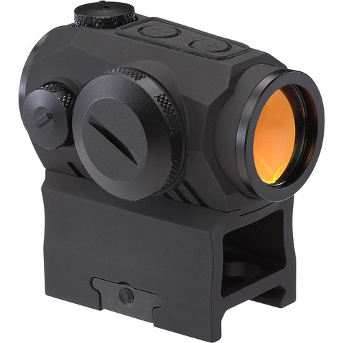 SIG SAUER Romeo5 Compact Red Dot Sight (2 MOA Red Dot Illuminated Reticle, Graphite)
