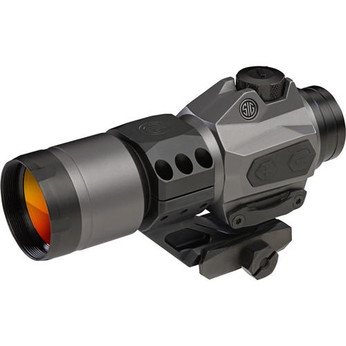 SIG SAUER Romeo6H 1x30 Red Dot Sight (Ballistic Circle Dot Reticle)
