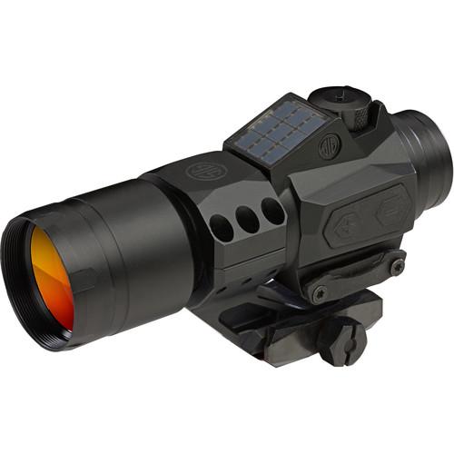 SIG SAUER Romeo6T 1x30 Red Dot Sight (Ballistic Circle Plex Reticle)