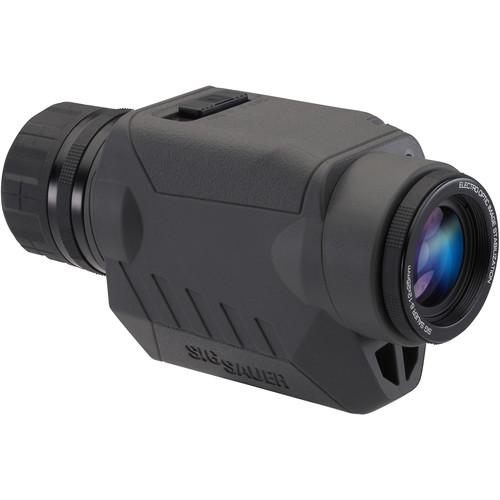 SIG SAUER OSCAR3 6-12x25 Spotting Scope (Straight Viewing)