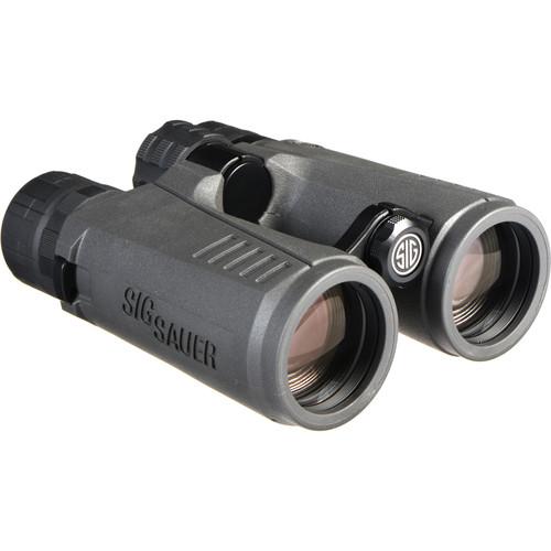 SIG SAUER 8x42 ZULU7 Binocular (Graphite)
