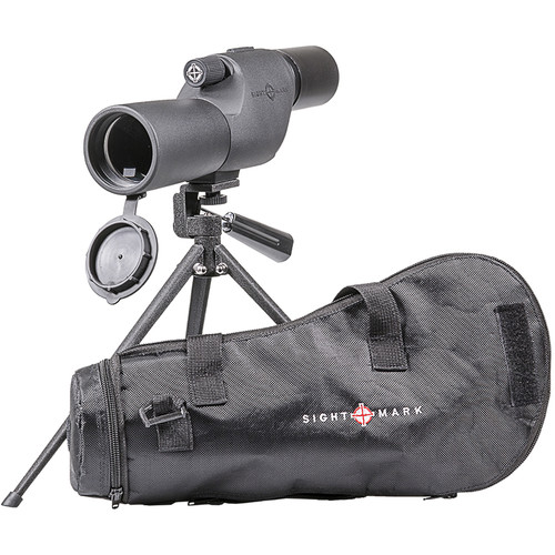 Sightmark Solitude SE 11-33x50 Spotting Scope (Straight Viewing)