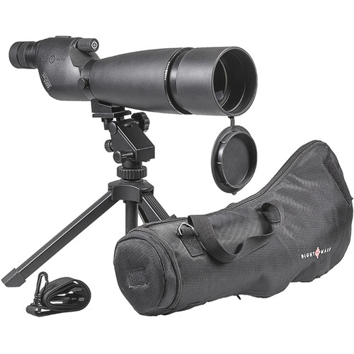 Sightmark Solitude SE 20-60x80 Spotting Scope (Straight Viewing)