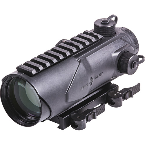 Sightmark 6x44 Wolfhound LQD Prismatic Sight (HS-223 Reticle)